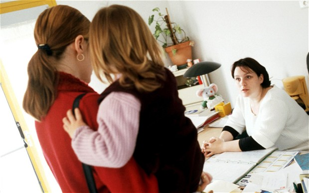 Now it's a Social Worker for Every Child – in Scotland